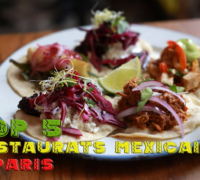Top Restos Mexicains