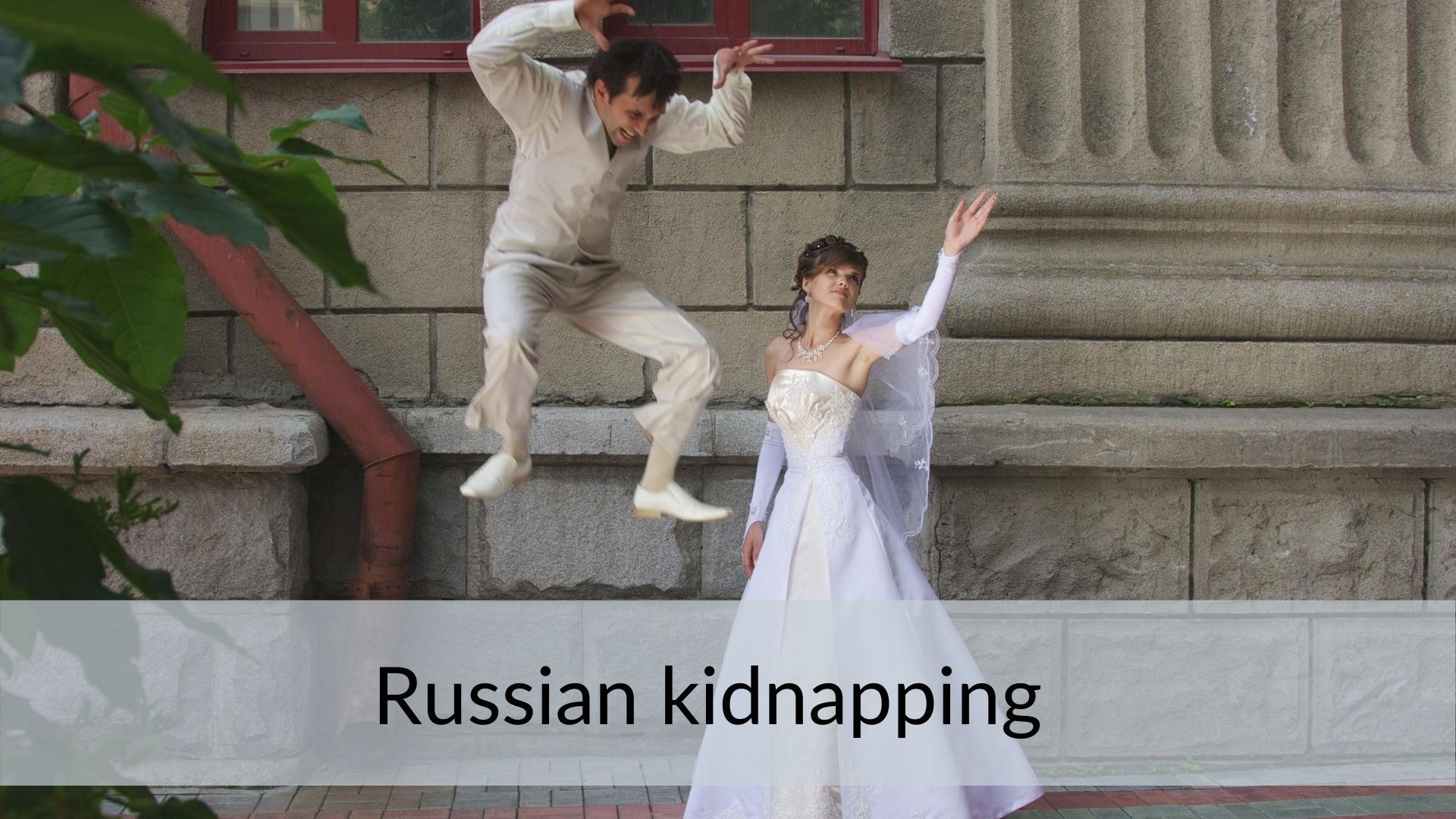 russian kidnapping