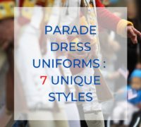 parade unique uniforms