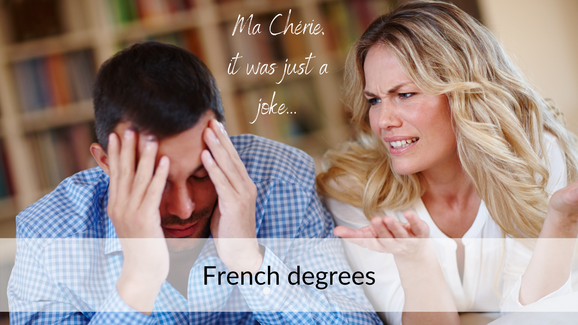 French degrees