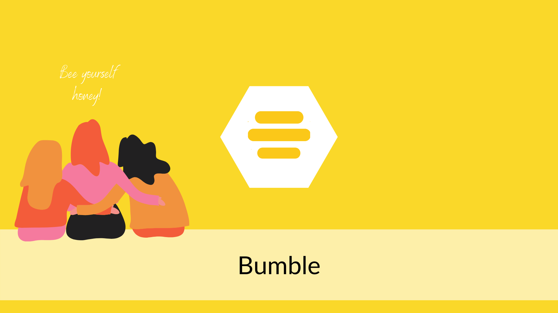 Bumble - dating application for women