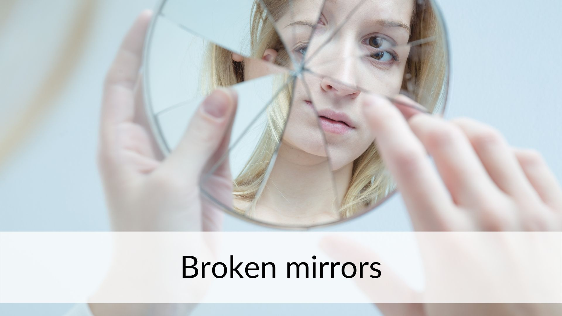 broken mirrors superstitions