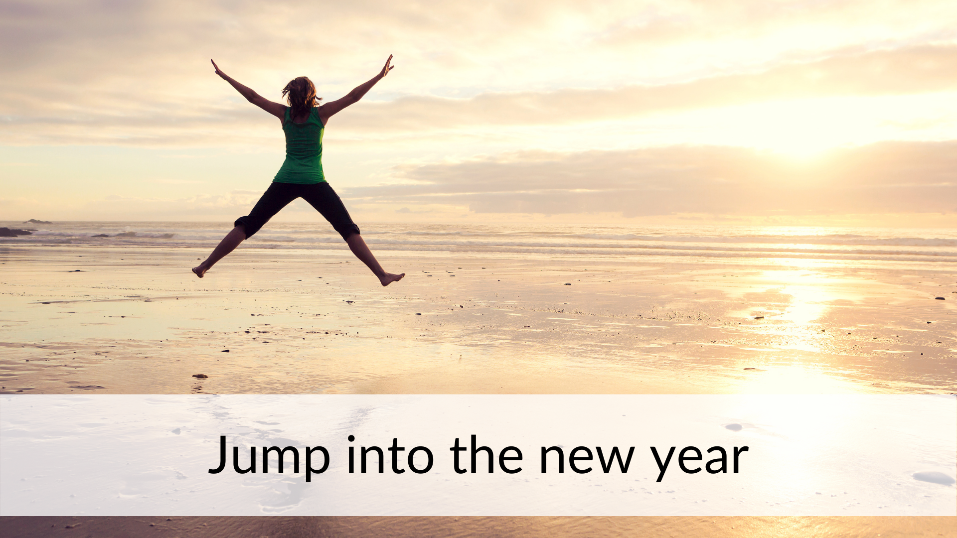 jump into 2021