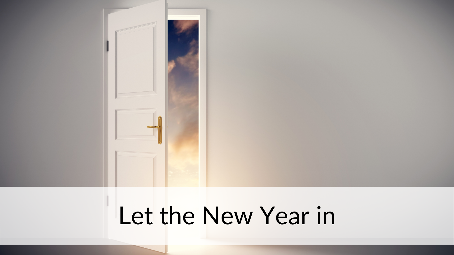 let new year in