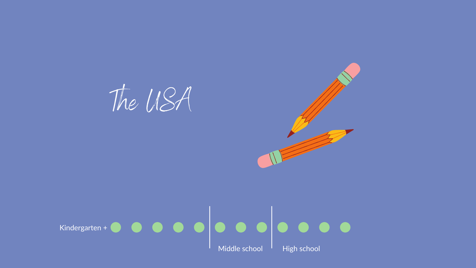 School system in the USA