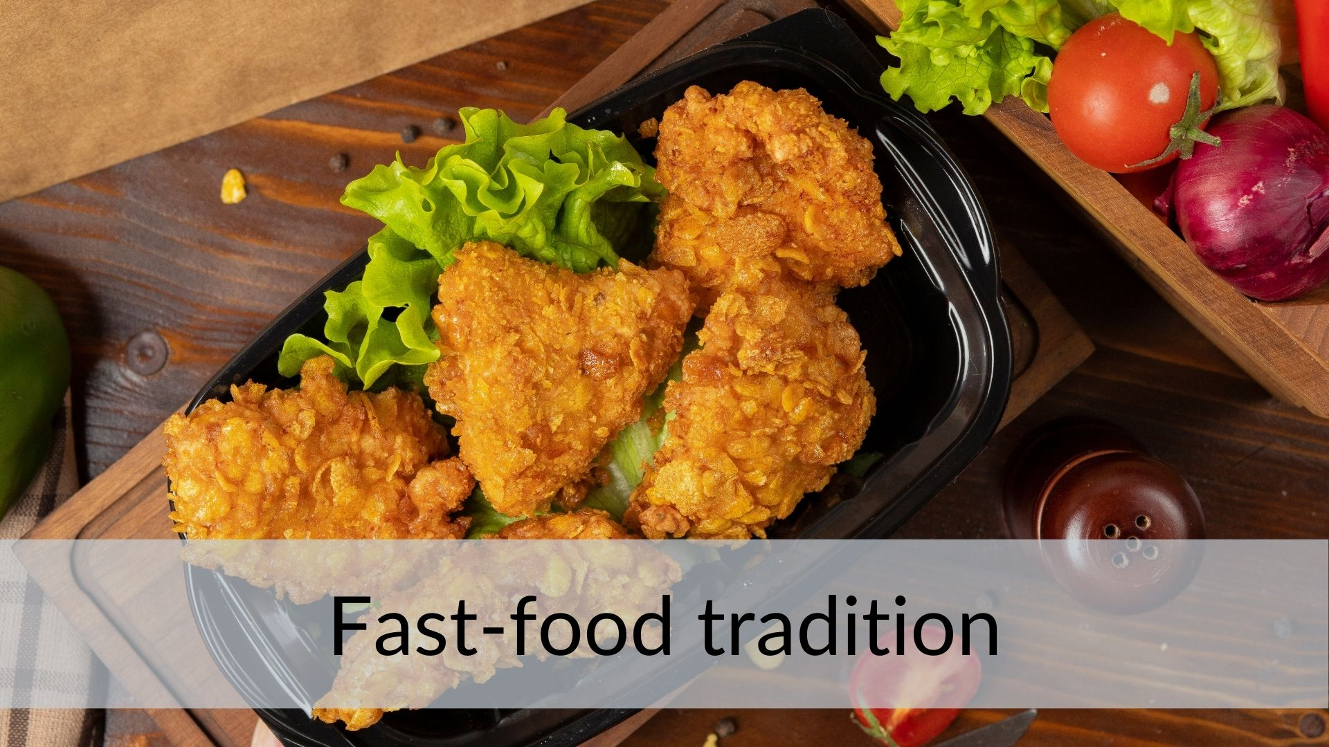 fast-food traditions