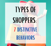 types of shoppers